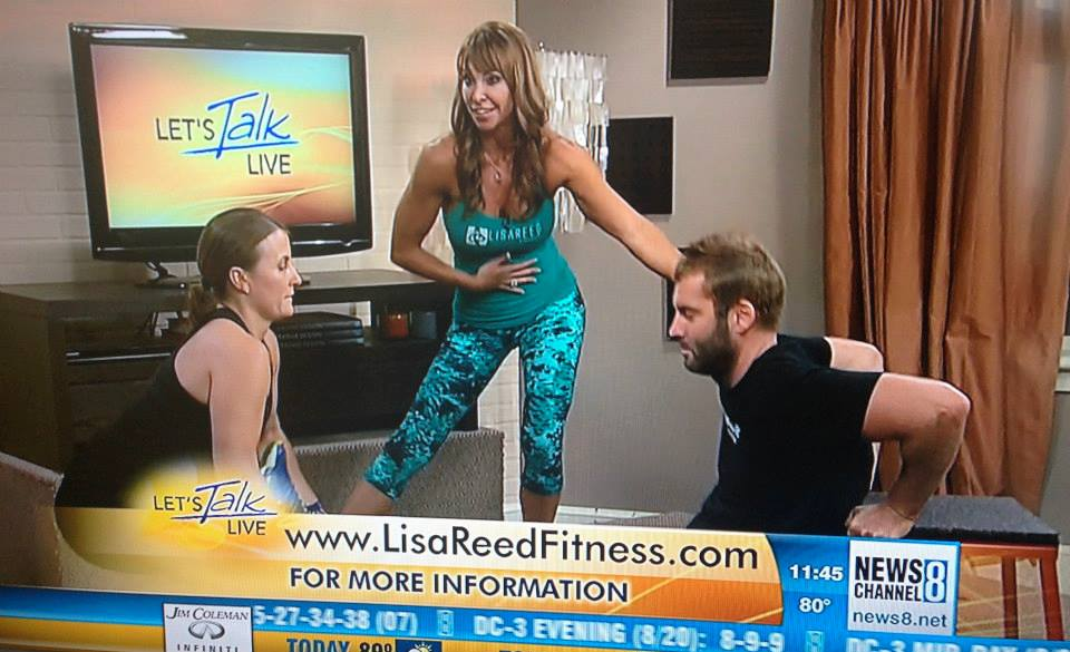 Couples Workouts On WJLA