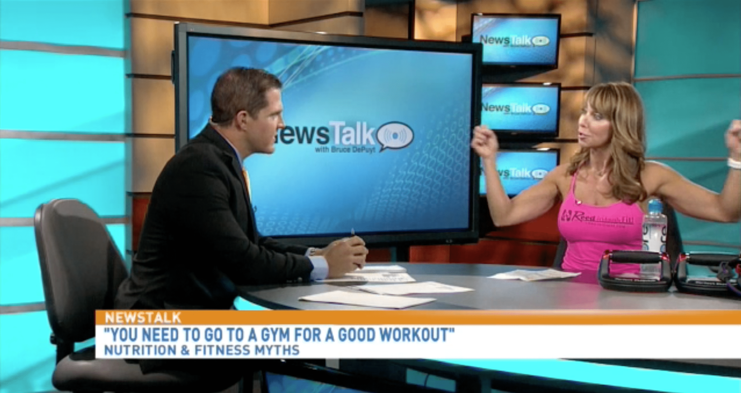 Friday Focus On You: Fitness Myths