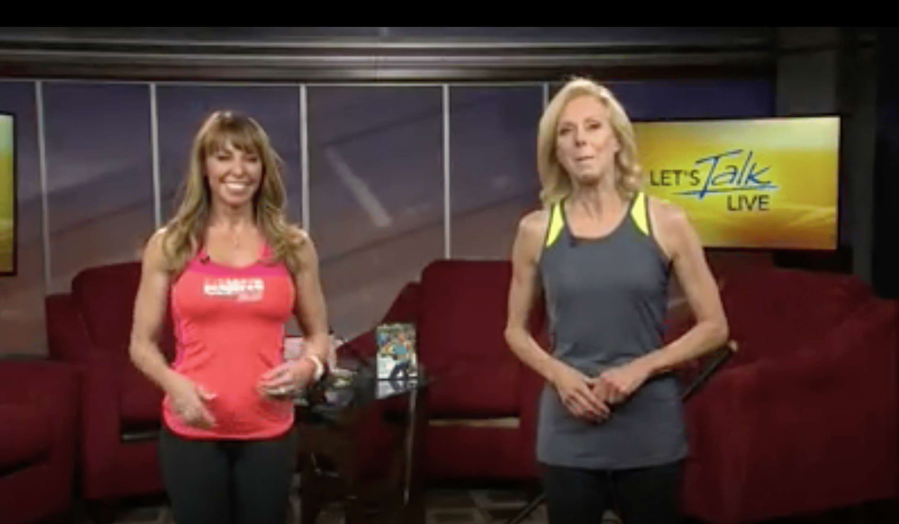 Beach Body Workouts On WJLA