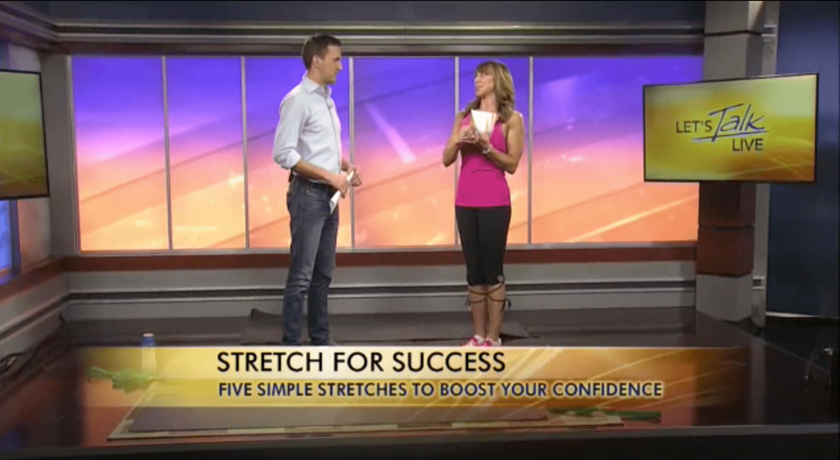 Stretching For Success